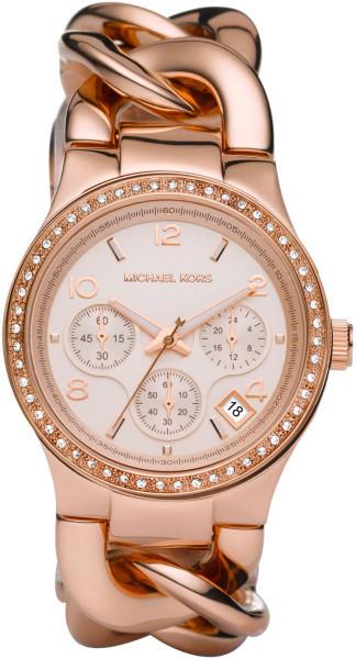 Touch Of Glitz, un reloj de lo más femenino de Michael Kors