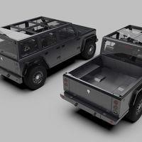 Ya conocemos los detalles de los nuevos coches eléctricos de Bollinger Motors: dos mastodontes todoterreno con corazón eléctrico
