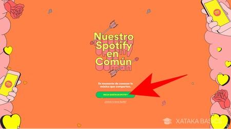 Entra Con Spotify