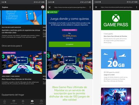 Movistar Xbox