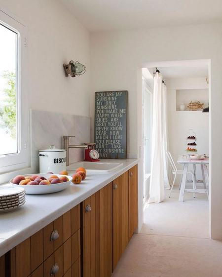 C mo decorar un mini apartamento de verano de 37 m2 for Decorar mini apartamentos