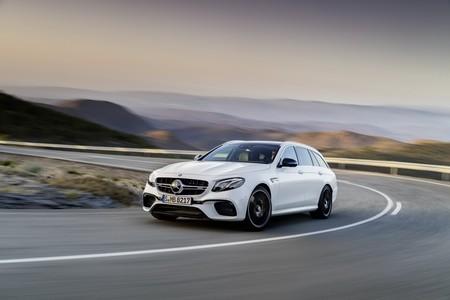 Mercedes-AMG E63 S Estate: La vagoneta más rápida del mundo es una bestia de 612 hp