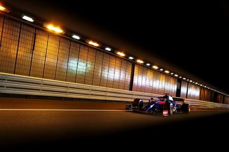 Kvyat Monaco Formula 1 2019