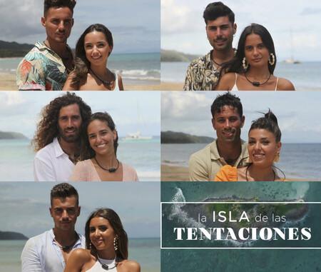 Estas son las nuevas cinco parejas que pondrán su amor a prueba en 'La Isla de las Tentaciones 3'