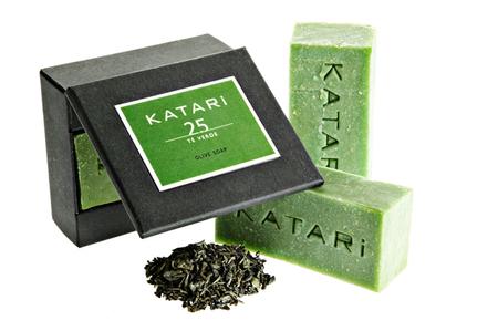 Jabón katari al té verde, lo español arrasa en Japón