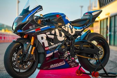 Suzuki Gsx R1000r Ryuyo 2018 11