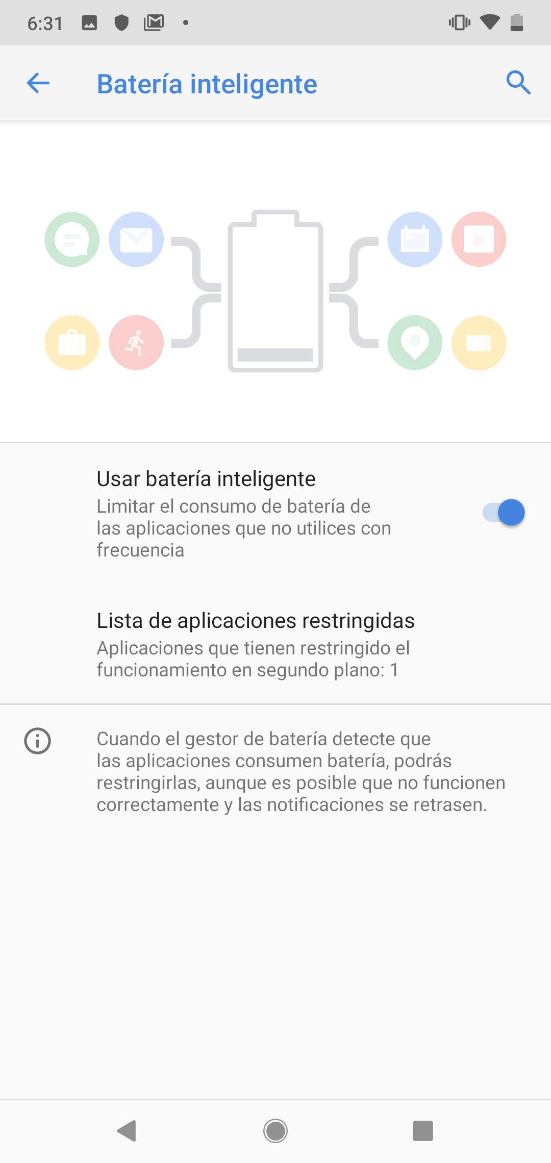 Foto de Nokia 7.1 Android Pie (10/11)
