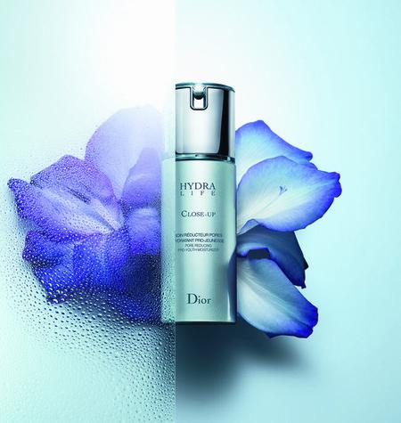 Hydralife Close-Up de Dior, porque no hay nada que marque más la edad que los poros abiertos