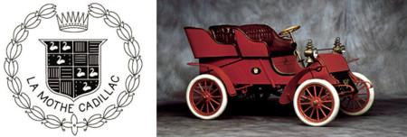 Cadillac Logo 1902