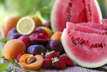 frutas ricas en agua