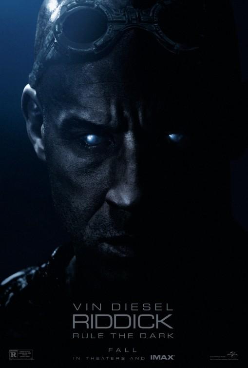 Foto de Carteles de 'Riddick' (1/6)