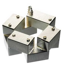 Foto 1 de 4 de la galería pulseras-anchas en Trendencias