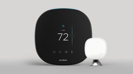 Este es el nuevo termostato de Ecobee: el SmartThermostat cuenta con soporte para Alexa y para acceder a audio vía streaming