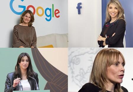 Las mujeres más influyentes del mundo de la tecnología en España