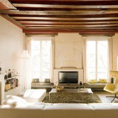 Foto 2 de 5 de la galería puertas-abiertas-un-apartamento-en-paris en Decoesfera