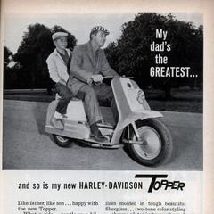 Foto 7 de 13 de la galería harley-davidson-topper-scooter en Motorpasion Moto