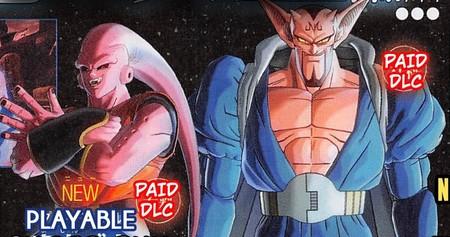 Dragon Ball Xenoverse 2 continúa ampliando su plantilla: Super Bu con Gohan absorbido y Dabra entran al ring