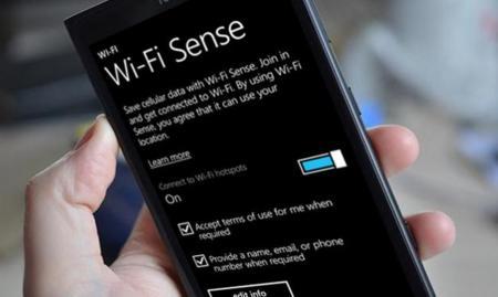 Así funciona WiFi Sense, la nueva prestación de Windows Phone 8.1