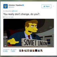 Ucrania y Rusia están llevando su guerra a Twitter con gifs (y pronto lo harán el resto de naciones)