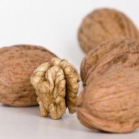Las nueces podrían aumentar la fertilidad masculina