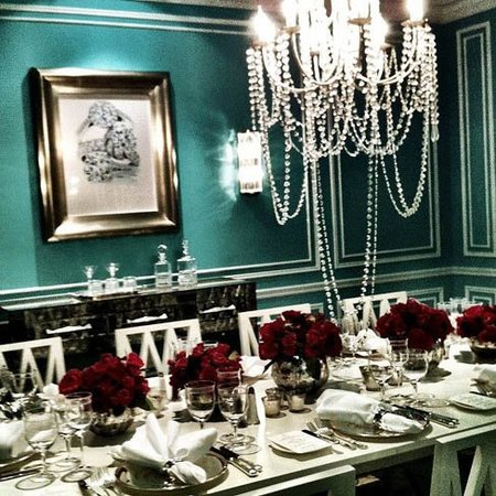 suite Tiffany & Co.