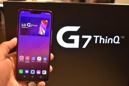 Lg G7 Thinq Primeras Impresiones Pantalla