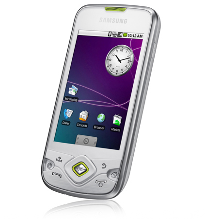 Samsung Galaxy Spica, otro Android en Yoigo