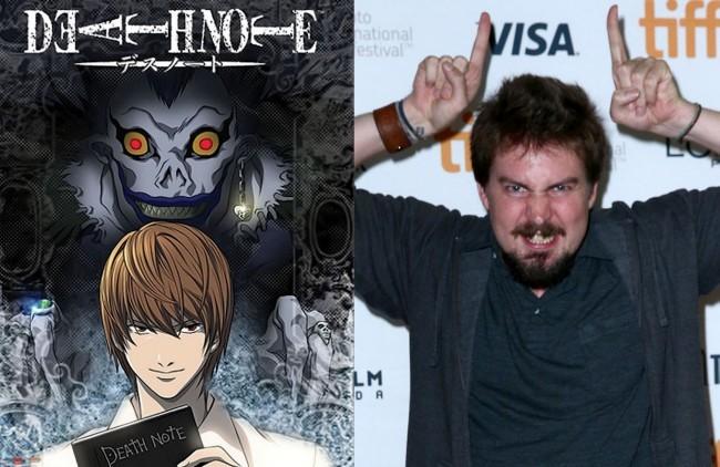 Death Note y Adam Wingard