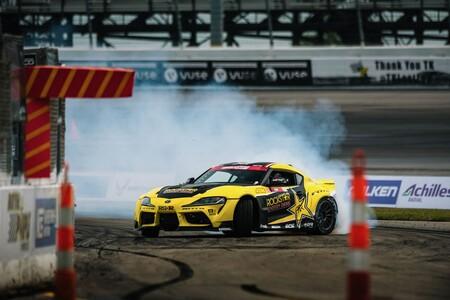 Papadakis Racing Drift Gr Supra Sema 2020 003