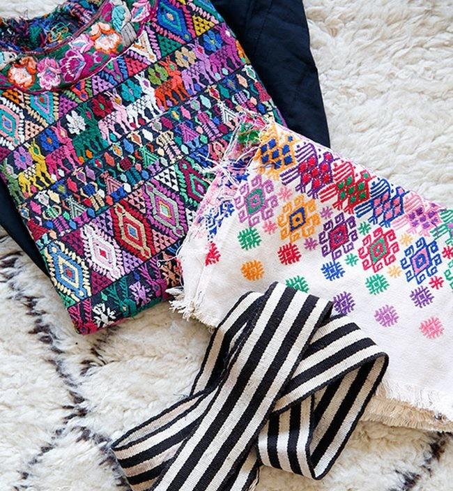 Textiles Guatemaltecos