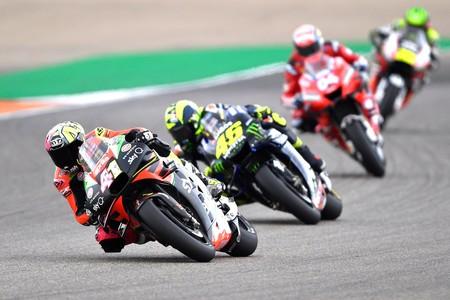 Espargaro Rossi Aragon Motogp 2019
