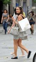 Como se lo pasa Pippa Middleton de compras (y de copas) por Madrid