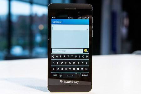 BlackBerry podría ser comprada por Facebook