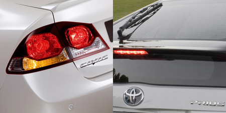 Honda Civic Hybrid o Toyota Prius III, ¿cuál interesa más?