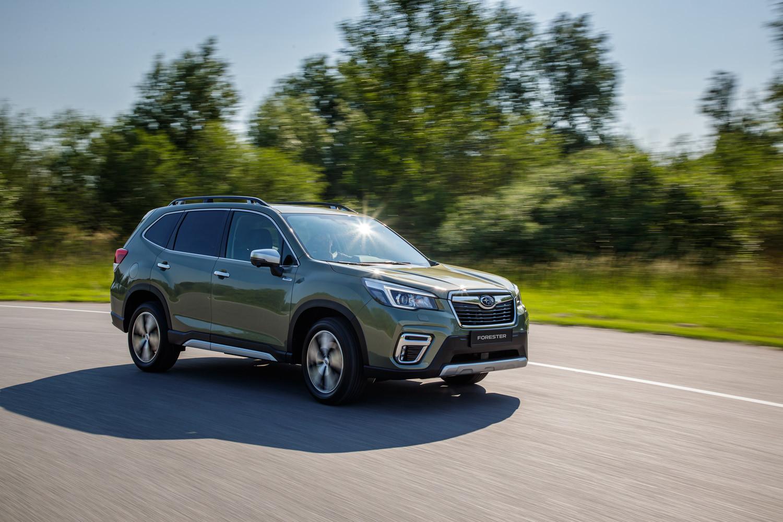 Foto de Subaru Forester y XV Eco Hybrid (2/18)