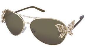 Valentino: gafas con cristales Swarovski