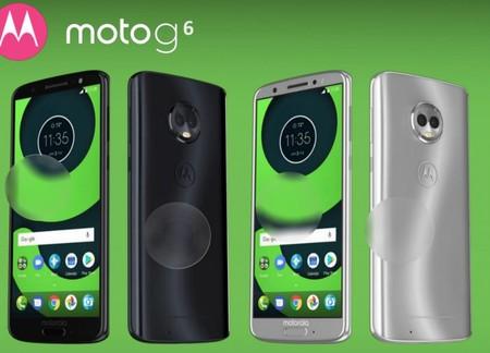 Moto G6 Render Filtrado