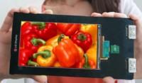 LG Display enseña al mundo su primer panel de 5,5 pulgadas con resolución Quad HD