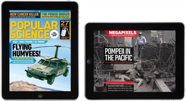 Monopolio iPad suscripciones digitales