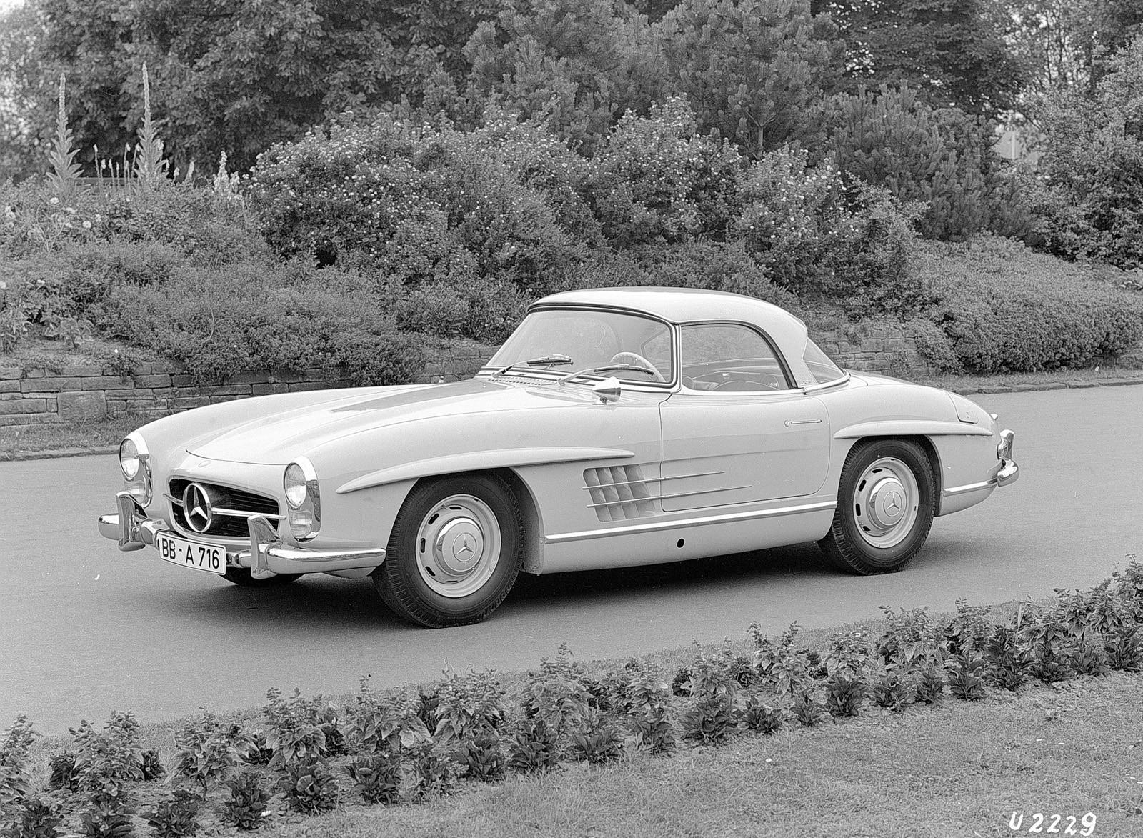 Foto de Mercedes 300 SL Roadster (60 aniversario) (8/21)