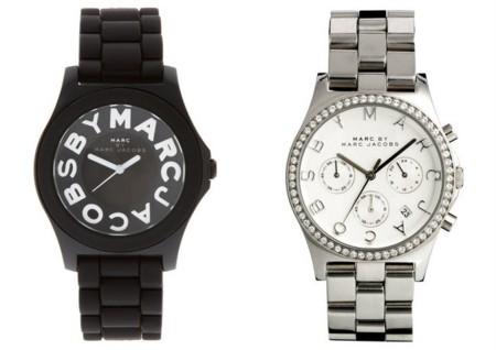 Dos relojes de Marc by Marc Jacobs para regalar en Navidades