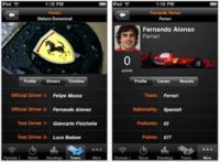 Sigue el campeonato de Formula 1 directamente desde tu iPhone o iPod touch