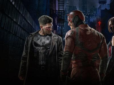 Series de superhéroes de DC vs. series de superhéroes de Marvel: la batalla entre gigantes también se da en televisión