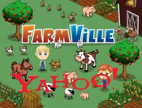 Zynga,creadoresdeFarmville,lleganaunacuerdoconYahoo