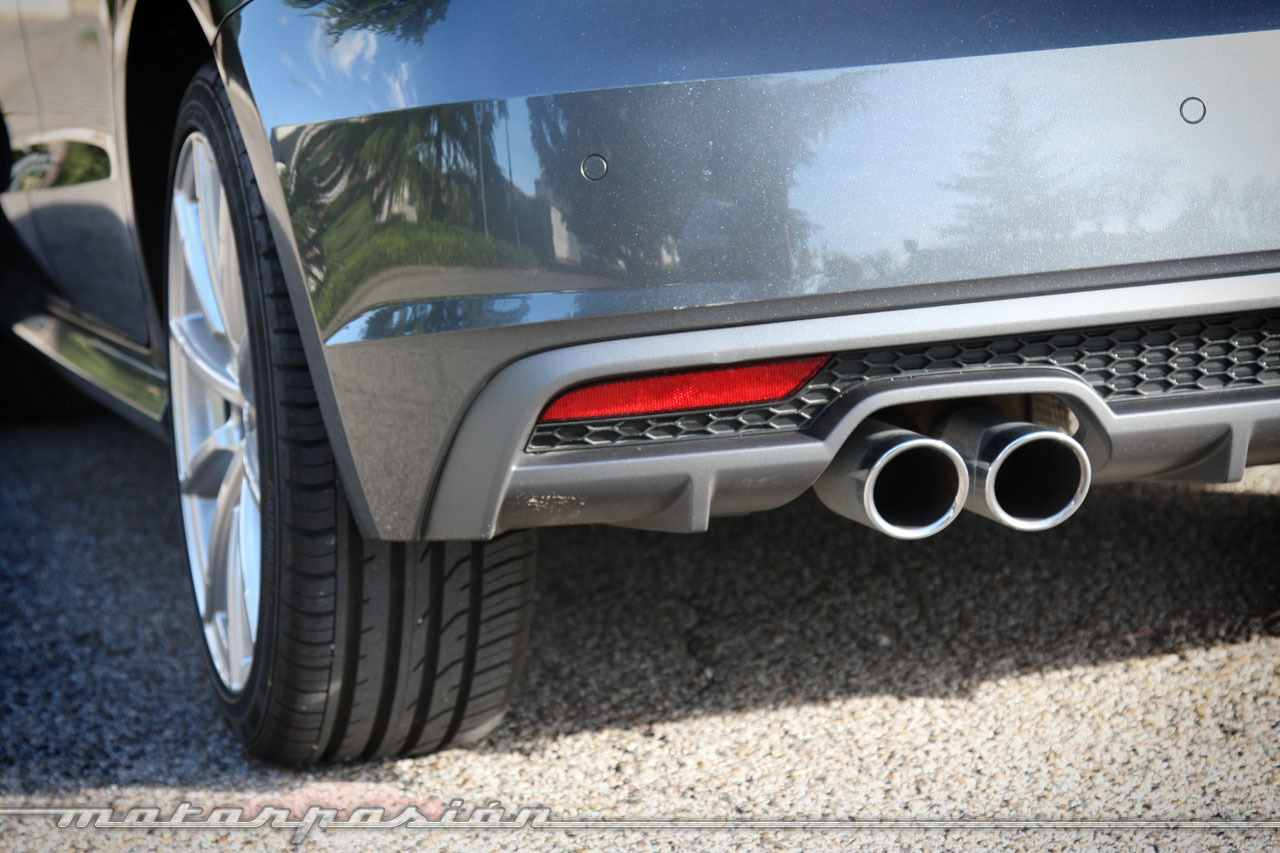 Foto de Audi A1 SportBack 1.4 TFSI CoD (prueba) (7/19)
