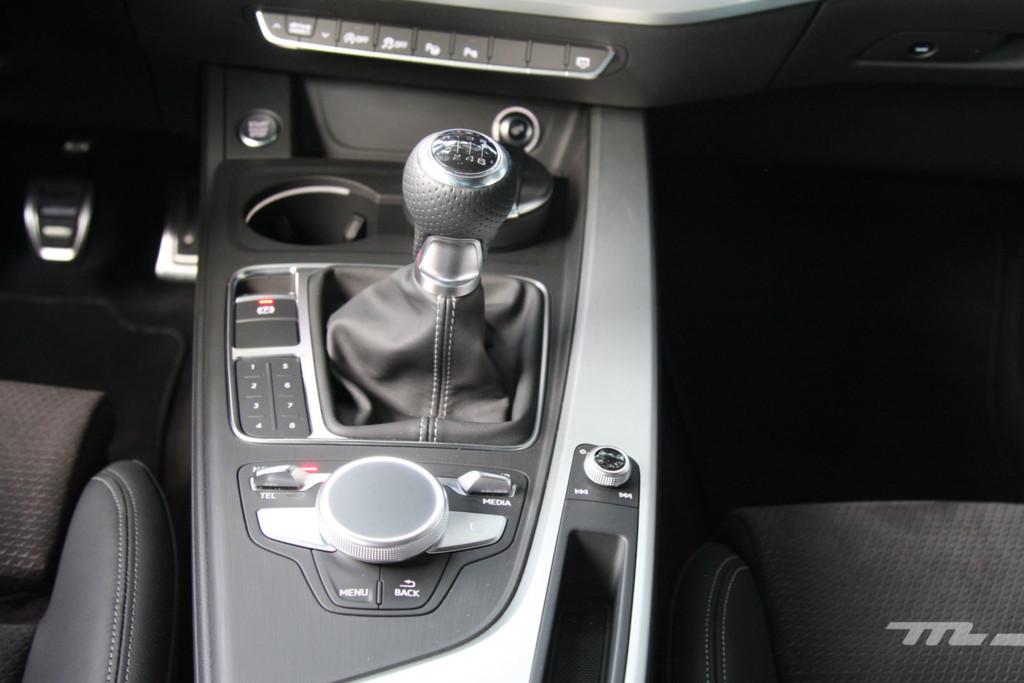 Audi A4 Avant Prueba 31