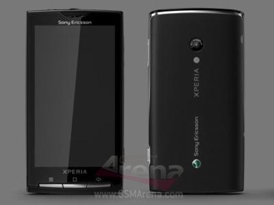 Sony Ericcson Xperia X10, ¿será real semejante teléfono?