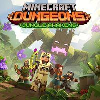 Las aventuras de Minecraft Dungeons se expandirán en julio con la llegada de Jungle Awakens, su primer DLC