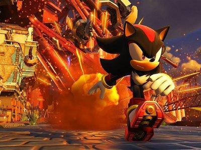 Shadow protagonizará el primer DLC de Sonic Forces y aquí puedes verlo en movimiento
