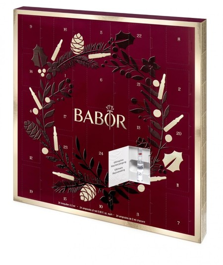 Babor Calendario De Adviento Regalos1